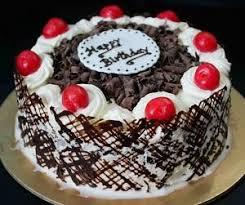 Blackforest Cake 1 Kg Saysurprise