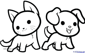 Cute Dog Coloring Pages Online Coloring Newest Games