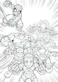 Marvel Coloring Pages Coloring Pages Marvel Marvel Coloring Books