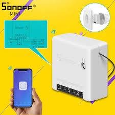 Home, Furniture & <b>DIY SONOFF MINI</b> Two Way <b>DIY Smart</b> Switch ...