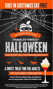 halloween sale flyer applebees gets in the halloween spirit with spooktacular specials