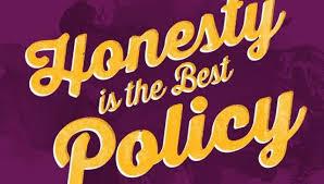 honesty is the best policy virilityunemployed