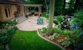 patio ideas for small yards yard designs front lawn uk sma