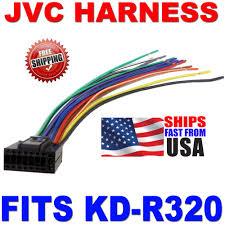 jvc kd r wiring harness jvc wiring diagrams online 2010 jvc wire harness 16 pin harness kd r320 kdr320
