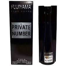 Fujiyama Private Number by <b>Succes De Paris</b> for Men - Eau de ...