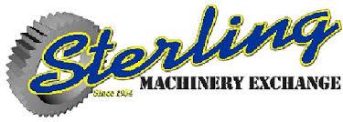 okuma logo. sterling machinery exchange logo okuma