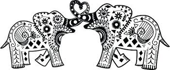 Coloring Page Of Elephant Best Coloring Pages 2018