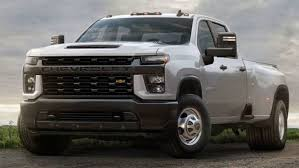 The 2020 Chevrolet Silverado HD is the strongest pickup in America ...