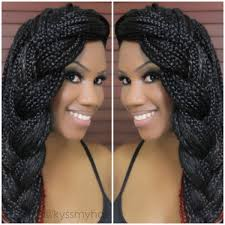 Box Braids Hair Style about hairstyles for chic box braids hairstyles with immodellnet 3819 by wearticles.com