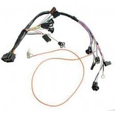 camaro console wiring harness, for cars with factory gauges& 1968 camaro painless wiring harness camaro console wiring harness, for cars with factory gauges& automatic transmission, 1968
