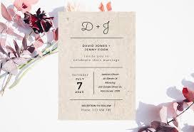 of wedding invitation design sles
