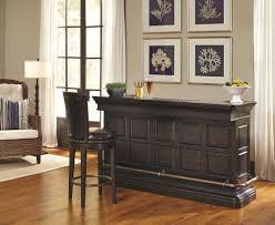 Pulaski Living Room Furniture Burton Home Bar Set In Dark Wood By Pulaski Nc Furniture