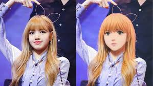 Blackpink facts and ideal types blackpink (블랙핑크) blackpink official accounts: Here S What Your Favorite Idols Would Look Like If They Were In An Anime Allkpop