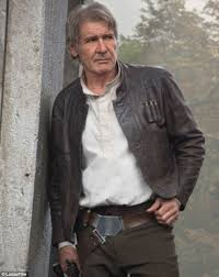harrison ford auctioned off his iconic hans solo leather jacket which was purchased for