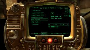 Fallout New Vegas Pip Boy Light Pipboy Shown In Inventory Screen At Fallout New Vegas Mods