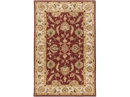 artistic weavers awde2007 2310 oxford isabelle runner hand tufted area rug red 2