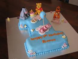 1 Year Birthday Cake Design Cake Decorations Cake Decorations For 1st Birthday Boy