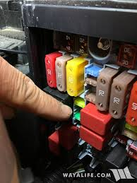 jeep renegade rear cargo outlet constant 12v power write up and this is what the fuse you need should look like