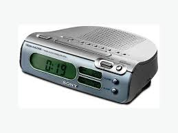 sony dream machine. sony icf-c273 dream machine digital clock radio am / fm 15 preset calendar