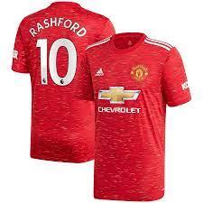 Manchester United 20/21 Marcus Rashford İç Saha Forması - Sekiz Numara