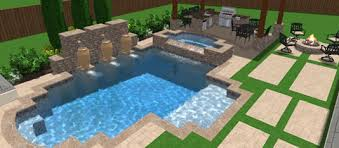 Pool Designs For Small Backyards Beauteous Pool Design Houston Pool Feature Katy Pearland Sugar Land