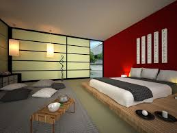 japanese inspired furniture. Japanese Inspired Bedroom Designs Collection : Enthralling White . Furniture