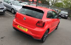 2015 Volkswagen Polo GTI 1.8 TSI: new arrival   Motoring Research