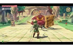 Zelda - Skyward Sword HD ...