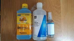 エタノール 精製 水