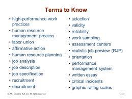 human resource management job description corporate hr manager human resource management ppt job analysis essay job