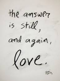 Love Is The Answer Quote Extraordinary There's No Other Like You Love Quotes IMG