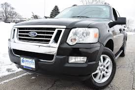 2008 Used Ford Explorer Sport Trac 4WD 4dr V6 XLT at Driven Auto ...