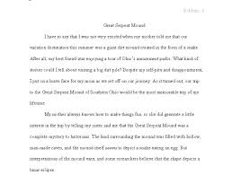 Example Of Essay In Mla Format Mla Format For Essay Title Page Template Inspirational Format Essay