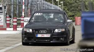 Audi RS4 B7 with loud Capristo exhaust - YouTube