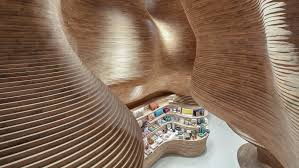 Light X Takada Cave Like Gift Shops Created By Koichi Takada In National