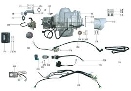 chinese atv loncin lifan bmx engine diagram image zoom