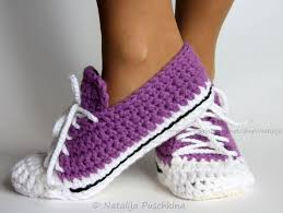 Quick And Easy Crochet Patterns Beauteous Quick And Easy Crochet Pattern Shoes Home Sock Sport Size US