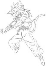 Small Picture Ssj4 Gogeta Coloring Pages Coloring Home goku ssj4 coloring pages