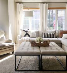 Curtain for the living room Modern We Have Yet To Touch The Shell Of This Room im Itching To Tear Out That Carpet Paint Those Walls Update The Trim And Build An Awesome Builtin u2026 The Jones Design Company The Best White Curtains hint They Are Long And Inexpensive Jones