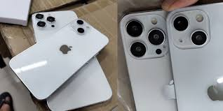 Maybe you would like to learn more about one of these? Iphone 13 Attrappe Bestatigt Design Leaks Macwelt