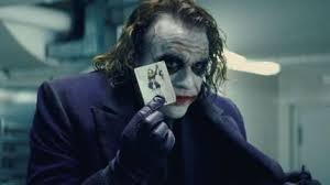 the dark knight s first minutes say more about the joker than  the dark knight