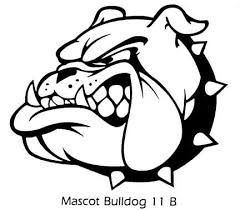 bulldog clipart. Perfect Clipart Bulldog Clipart Face Silhouette At Getdrawings Com Graphic To Clipart