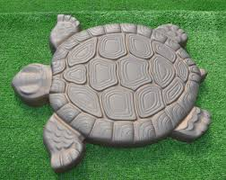 Diy Stepping Stones Aliexpresscom Buy Turtle Stepping Stone Mold Concrete Cement