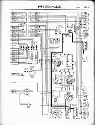 oldsmobile wiring diagram oldsmobile wiring diagrams the old car manual project 1964 f 85 right page
