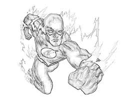 Small Picture Download Superhero Flash Coloring Pages Superhero Coloring Pages