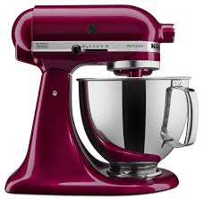 Pink Kitchen Aid Mixer Kitchen Aid Artisan Stand Mixer 5 Quart Bordeaux Everything