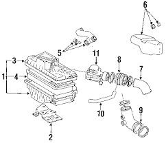 parts com® toyota mr2 intercooler oem parts diagrams 1993 toyota mr2 turbo l4 2 0 liter gas intercooler