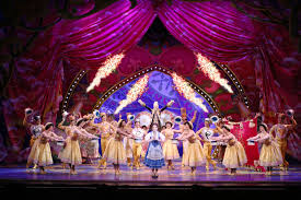 Beauty And The Beast Musical Set Design Disneys Beauty The Beast Musical Coming To Marina Bay
