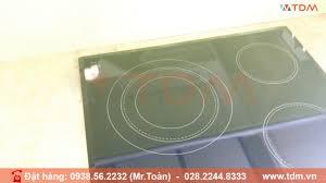 TDM.VN | Review Bếp Hồng Ngoại Hafele HC-R603A 536.01.631 bếp điện 3 Vùng  Nấu chính hãng - YouTube