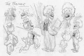 Duckipedia Warbol Meester Donald Duck